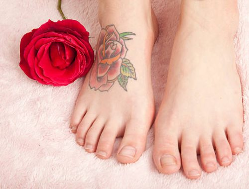 What Things You Should Know About Foot Tattoos? - Goose Tattoo