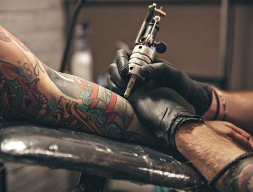 A Beginner's Guide for Styles of Tattoos for Men | Goose Tattoo